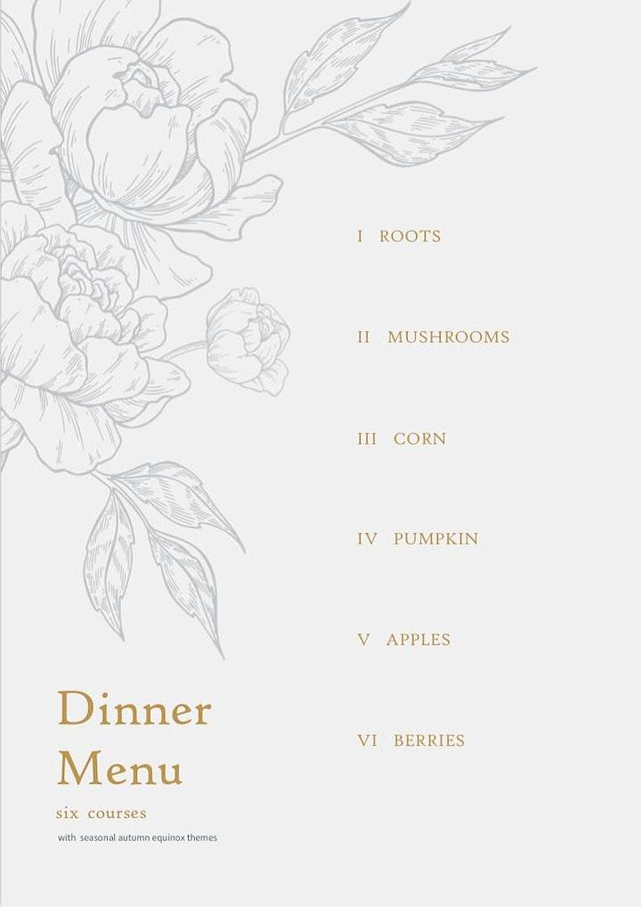 Mabon Celebration Dinner image
