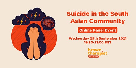 Suicide in the South Asian Community tickets
