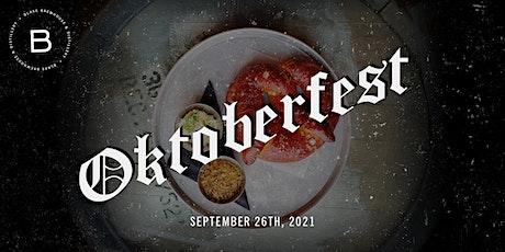 Oktoberfest - Sept 26th tickets