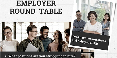 The Reality of Hiring: An Employer Round Table tickets