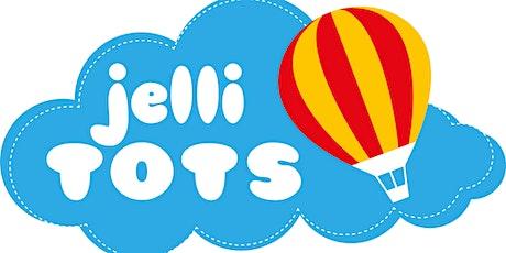 Jelli Tots - £1.50 per child tickets