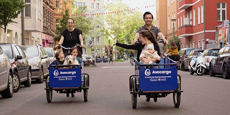 Avocargo Sommerfest - Bike tour and family party with mobility panels Tickets