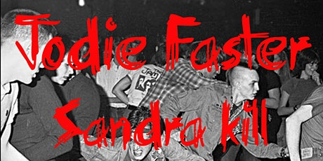 PBP Shows - Jodie Faster, Sandra Kill, Year Zero billets