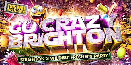 Go Crazy Brighton tickets