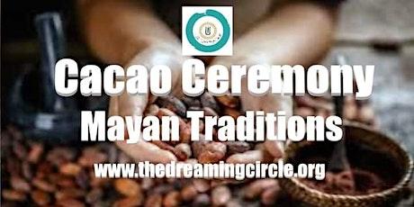 Mayan Cacao Ceremony-Totnes tickets