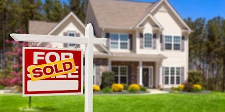 Build Wealth & Passive Income w/ Real Estate tickets