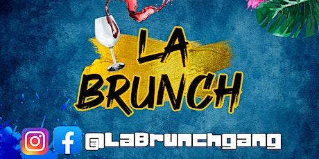 La Brunch tickets