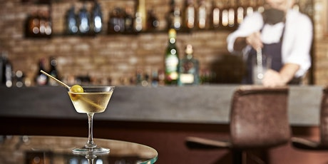 Interactive Cocktail Class: Negroni and Martini tickets