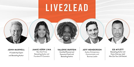 Live2Lead October 8, 2021, hosted by Coastal Leadership tickets