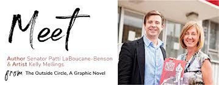 Senator  Patti LaBoucane-Benson - a FREE Canadian Clubs of Alberta webinar image