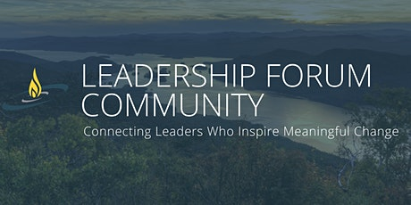 Join us for Leading Below the Surface: Embodying the Type of Leadership tha tickets