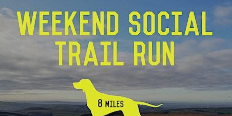 Weekend Social Trail Run September tickets