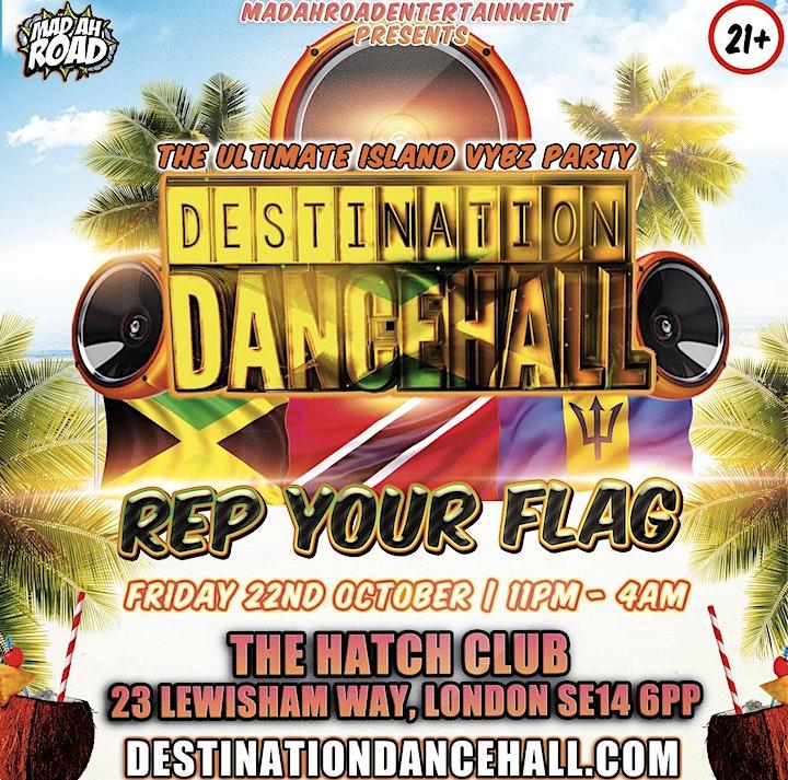 DestinationDancehall - Rep Your Flag Edition image
