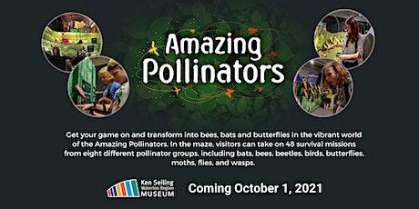 Ken Seiling Waterloo Region Museum Presents: Amazing Pollinators! tickets