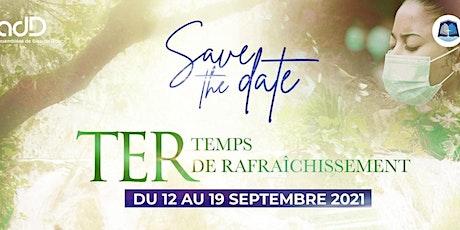 TER 2021(12 au 19 /09/21) billets