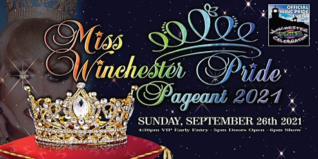 Miss Winchester Pride Pageant tickets
