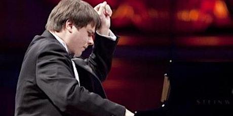 Encore Performance: Denis Evstuhin in Concert tickets