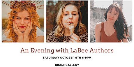 An Evening With LaBee Authors at BBAM! Gallery - Live Reading/Signing tickets