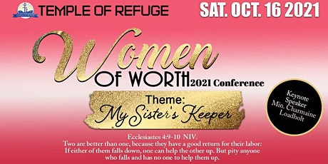 WOW 2021 Women's Conference tickets