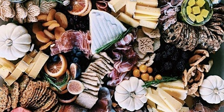 Fall Charcuterie Design 101 with Raleigh Cheesy! tickets