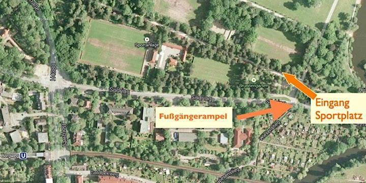 XING-Event: Bogenschiessen im Stadtpark: Bild