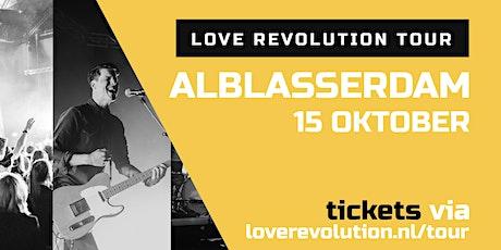 LOVE REVOLUTION TOUR tickets