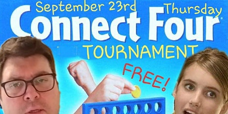 Connect 4 Tournament at Banana Island. tickets