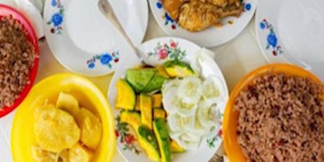 Online Class: Cuban Comfort Food tickets