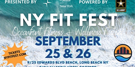 All Access Pass To NY Fit Fest  / 50% of Sale Donated to Tunnel 2 Towers tickets