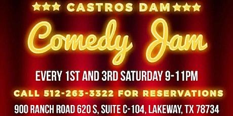 Castro's Dam Comedy Jam! tickets