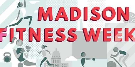 MADISON FITNESS WEEK 2021 tickets