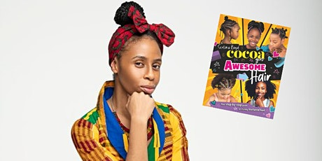 Cocoa Girl Awesome Hair author talk with Serlina Boyd tickets