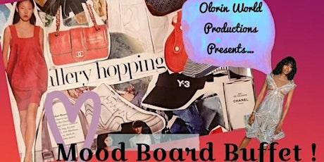 Mood Board Buffet:  VISION BOARD EDITION tickets