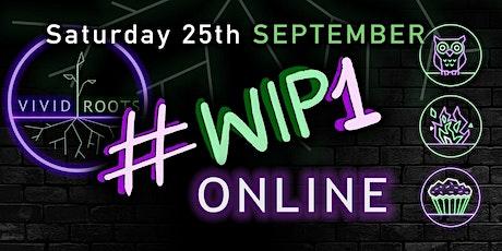 VRC WORK-IN-PROGRESS #WIP1 tickets