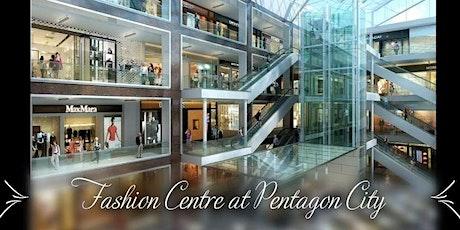 Fashion Centre Mall at Pentagon City & Crystal City Shops Bus Trip Nov 27th tickets