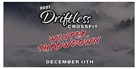 Driftless CrossFit Winter Throwdown 2021 tickets