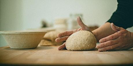 Cursus ambachtelijk brood bakken met gist (in de houtoven) tickets