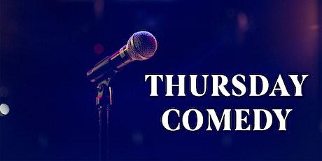 Fox & Fiddle Comedy Show - Thursday tickets