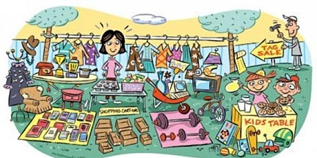 The Assembly Theatre Community Yard Sale VENDORS WANTED tickets