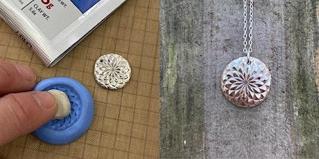 Precious Metal Clay Jewellery Taster tickets