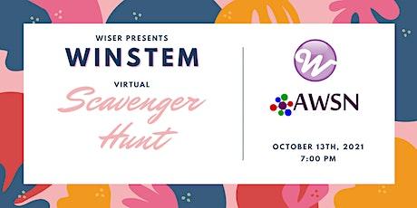 WinSTEM Virtual Scavenger Hunt tickets