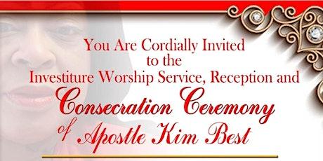 Celebration of Chief Apostle Dr. Kim Best tickets