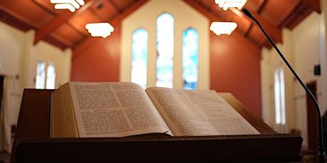 Hong Kong Christian Church in Glasgow 格拉斯哥香港基督教會 主日崇拜 tickets