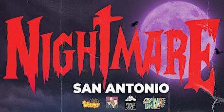 NIGHTMARE IN SAN ANTONIO tickets