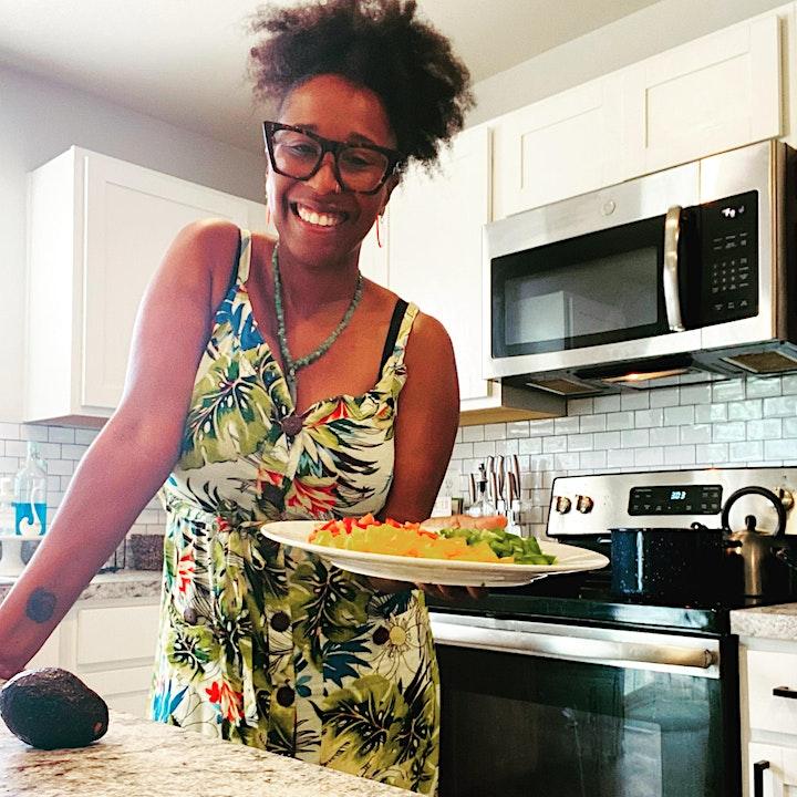 Taste & See It's Vegan (Cooking  Brunch with Ebony) image