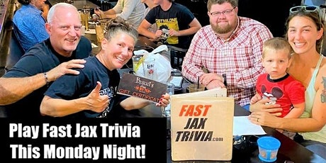 Monday Night Free Live Trivia: Nearly $100 In Prizes! tickets