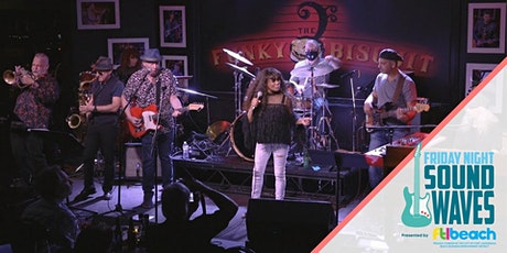 Friday Night Sound Waves welcomes Bobby Nathan Band tickets