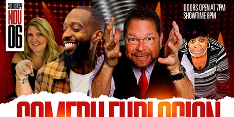 Comedy Explosion with Joey Kola from Tonight Show with Jay Leno tickets