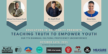 Educators in Solidarity Fall 2021 UnConference tickets