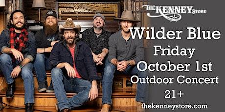 The Wilder Blue tickets